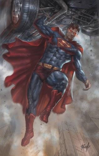 Action Comics #1017 Card Stock Var