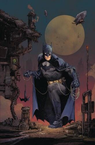 Detective Comics #1015 Card Stock Var