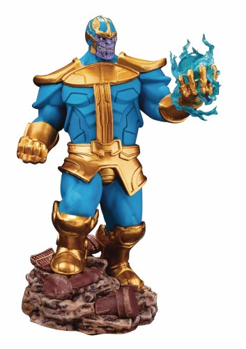 A3 Infinity War Thanos Ds-014sp D-Stage Ser Px 6in Comic Figure