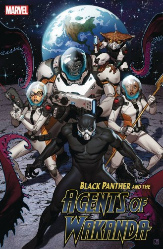 Black Panther and the Agents of Wakanda #3