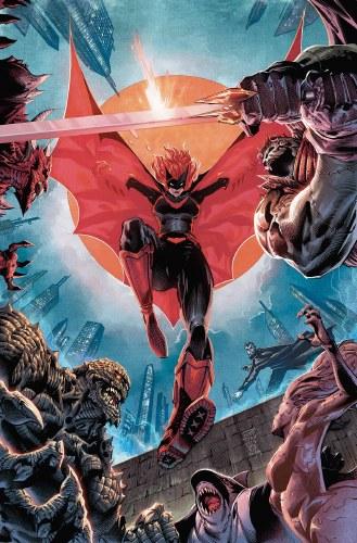 Gotham City Monsters #3 (of 6)