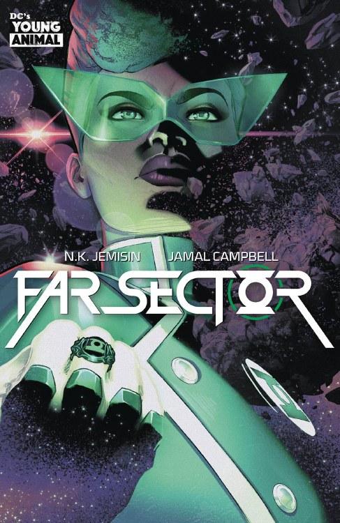 Far Sector #1 (of 12) (Mr)