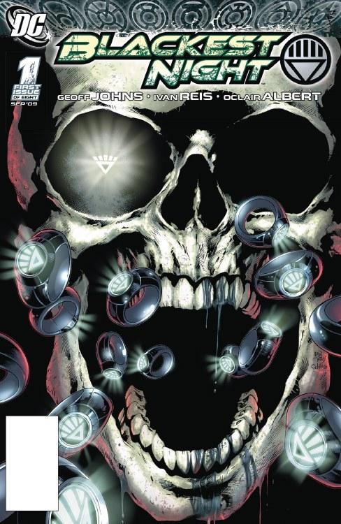 Dollar Comics Blackest Night #1