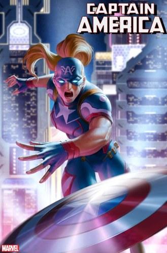 Captain America #16 Yoon 2099 Var