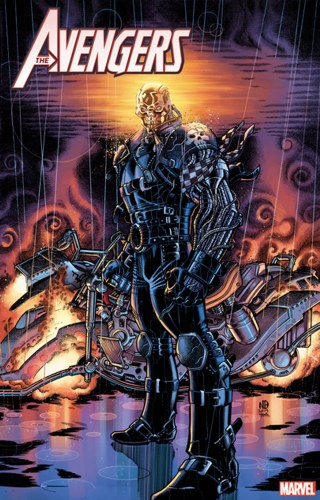 Avengers #27 Bradshaw 2099 Var