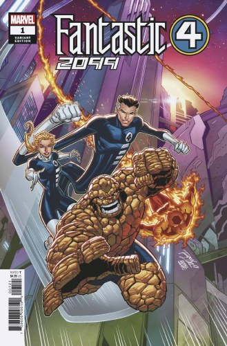 Fantastic Four 2099 #1 Ron Lim Var