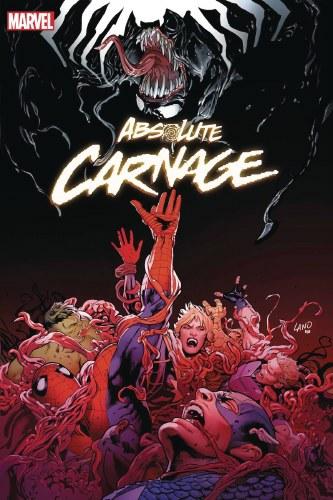 Absolute Carnage #5 (of 5) Land Var