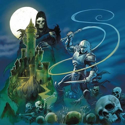 Castlevania 2 Simons Quest Original Soundtrack OST 10in LP