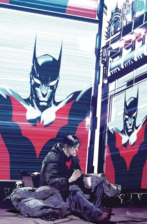 Batman Beyond #39