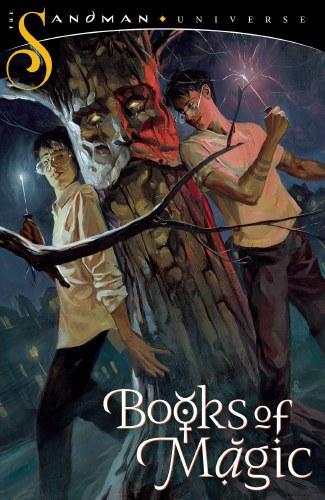 Books of Magic #15 (Mr)