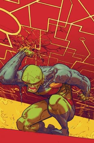 Martian Manhunter #11 (of 12)
