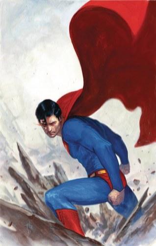 Action Comics #1018 Card Stock Var