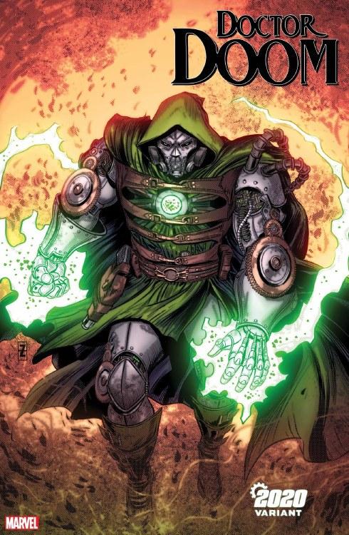 Doctor Doom #3 Zircher 2020 Va