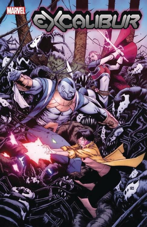 Excalibur #3 Pham Venom Island Var