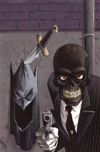 Batman Arkham Black Mask TP