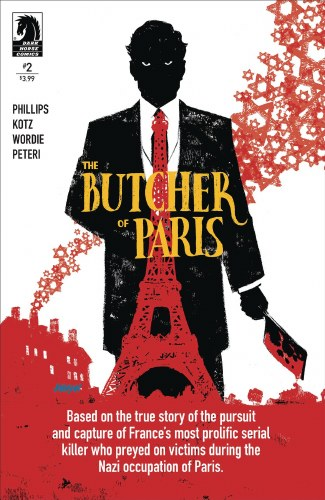 Butcher of Paris #2 (of 5) (Mr