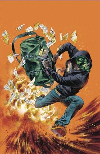 Mask I Pledge Allegiance To the Mask #4 (of 4) Cvr B Fegredo