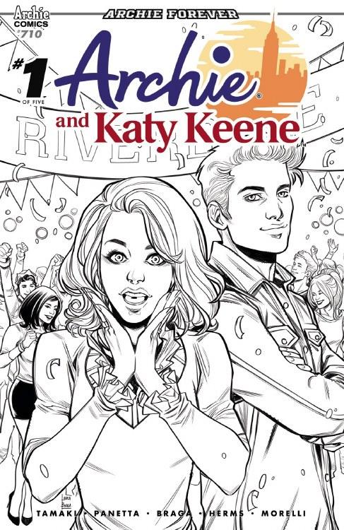 Archie #710 (Archie & Katy Keene Pt1) Cvr A Braga