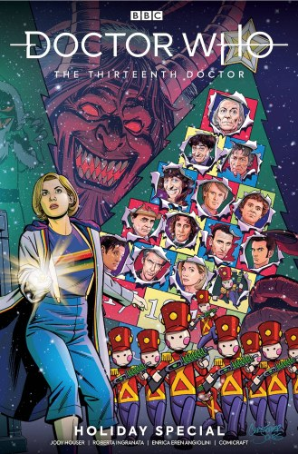 LCSD 2019 Doctor Who 13th Holiday Special #2