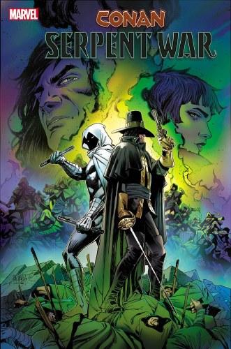 Conan Serpent War #3 (of 4)