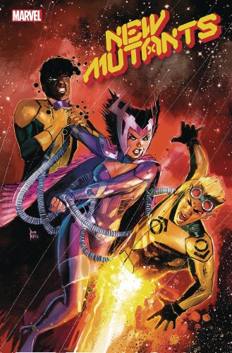 New Mutants #5 Dx