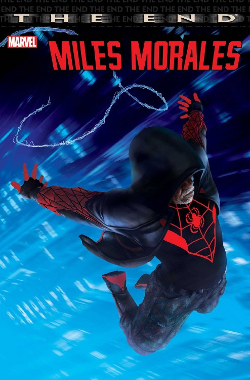 Miles Morales the End #1