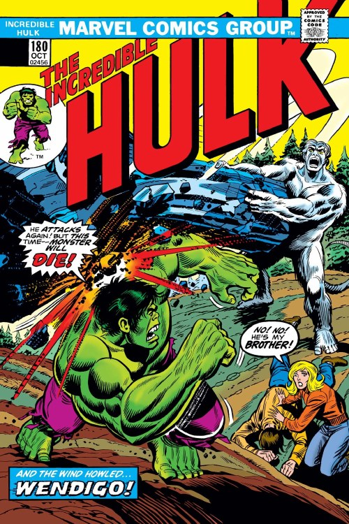 Incredible Hulk #180 Facsimile Edition