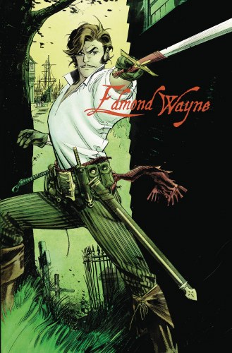 Batman Curse of the White Knight #6 (of 8) Card Stock Var
