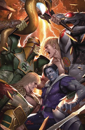 He Man and the Masters of the Multiverse #3 (of 6)