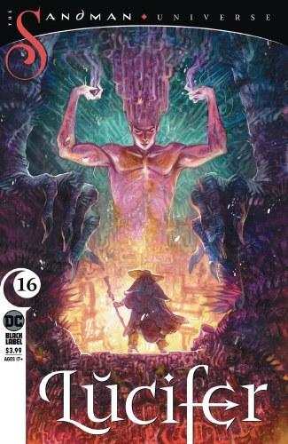 Lucifer #16 (Mr)