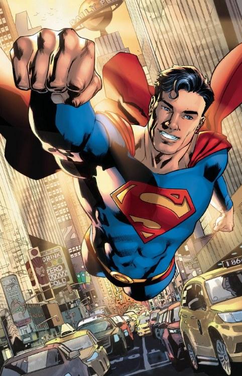 Superman #19 Var Ed