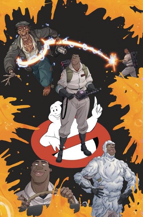 Ghostbusters Year One #1 (of 4) Cvr A Schoening