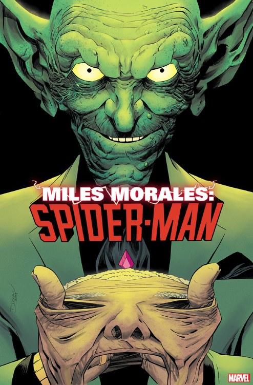 Miles Morales Spider-Man #14 Shalvey Marvels X Var