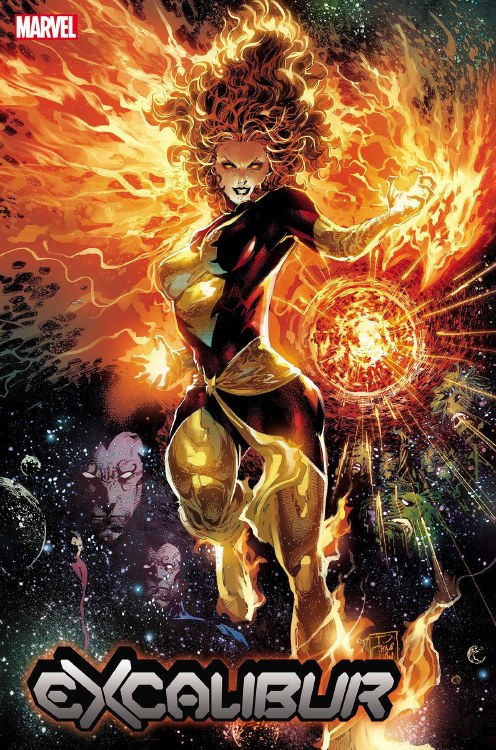 Excalibur #5 Tan Dark Phoenix