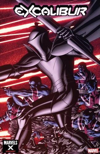 Excalibur #6 McKone Marvels X Var