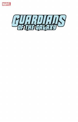 Guardians of the Galaxy #1 Blank Var