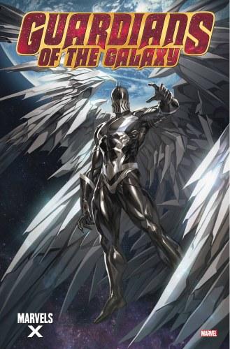 Guardians of the Galaxy #1 Skan Marvels X Var