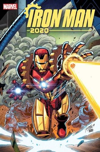 Iron Man 2020 #1 (of 6) Ron Lim Var