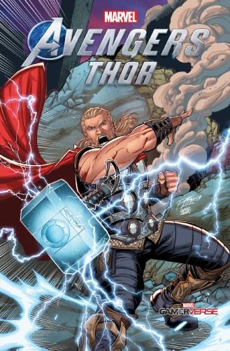 Marvels Avengers Thor #1 Ron Lim Var