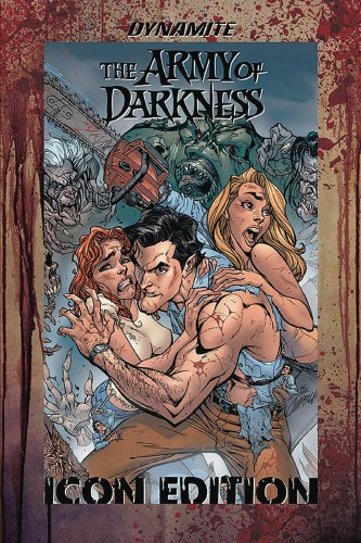 Death To Army of Darkness #1 60 Copy Campbell Icon Incv Signed by Jacob Edgar
