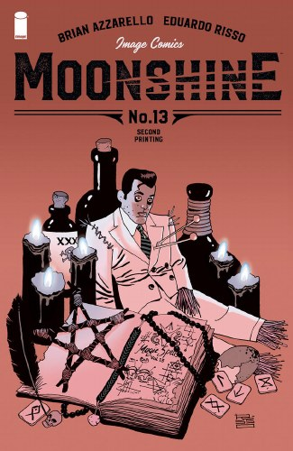 Moonshine #13 2nd Ptg (Mr)