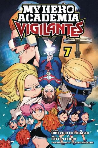 My Hero Academia Vigilantes GN VOL 07
