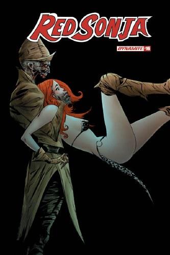 Red Sonja #16 Cvr A Lee
