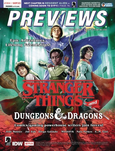 Previews #384 September 2020 (