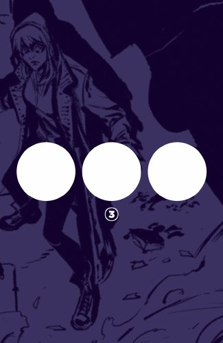 Crossover #3 Cvr F Ellipsis Design 50 Copy Var