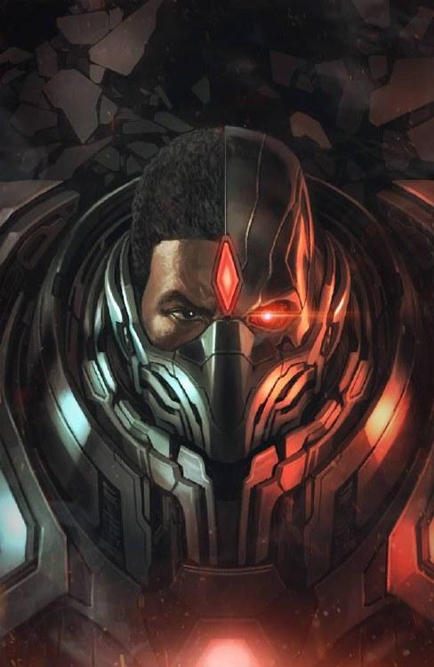 Justice League Odyssey #20 Skan Var