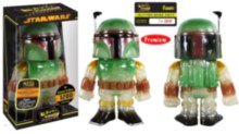 Hikari Star Wars Boba Fett Ltd Ed Premium Vinyl Figure