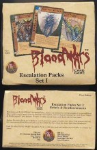 Blood Wars Escalation Packs Set I: Rebels & Reinforcements (First Ed.)
