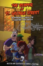 Adventures of Flagler's Few TP Vol 01 The Reaper of St. George Street