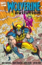 Wolverine Evilution Bookshelf